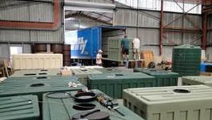 under deck tank manufacturing