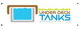 Official Under Deck Rainwater tanks logo