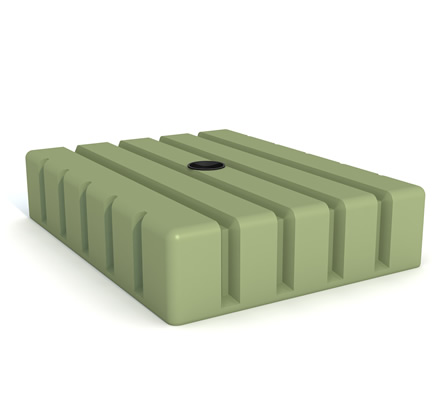 Squat Under Deck Tank