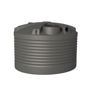 2500 Litre SQUAT ROUND POLY TANK – 550 Gallon