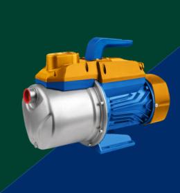 750 Watt Intelligent Jet Venturi Water Pump v4